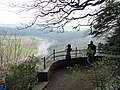 The Wyndcliffe viewpoint on the Wye Valley Walk - geograph.org.uk - 1515252.jpg