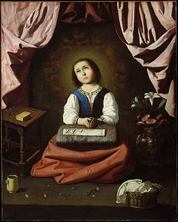 <i>The Young Virgin</i>
