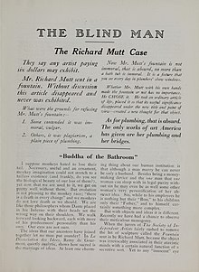 Fountain (Duchamp) - Wikipedia