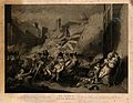 The death of Major Pierson in the battle of Jersey Wellcome V0006933.jpg