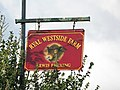 The farm sign at West Side - geograph.org.uk - 624262.jpg