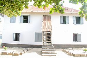 Image result for second story building in Nigeria