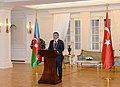 The presidents of Azerbaijan and Turkey have been awarded at Cankaya Palace 12.jpg