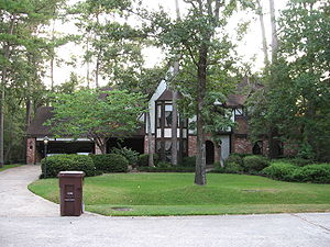 The Woodlands, Texas - House in The Woodlands