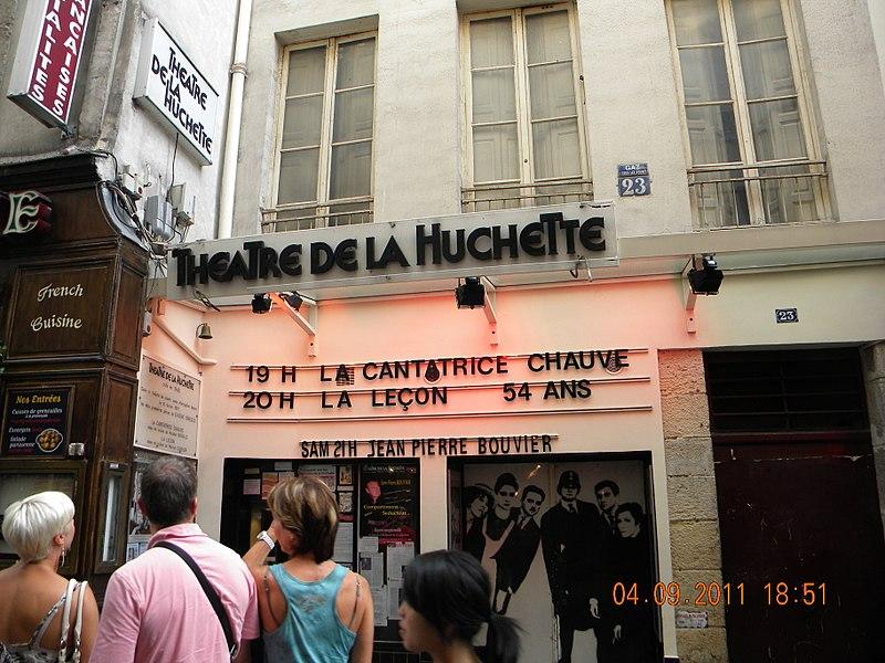 File:Theatre de la Huchette, Paris (2).jpg