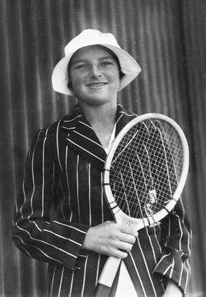 Thelma Coyne Long - Long in 1932