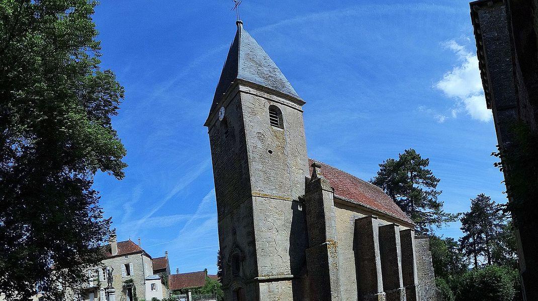 Église de Thisy