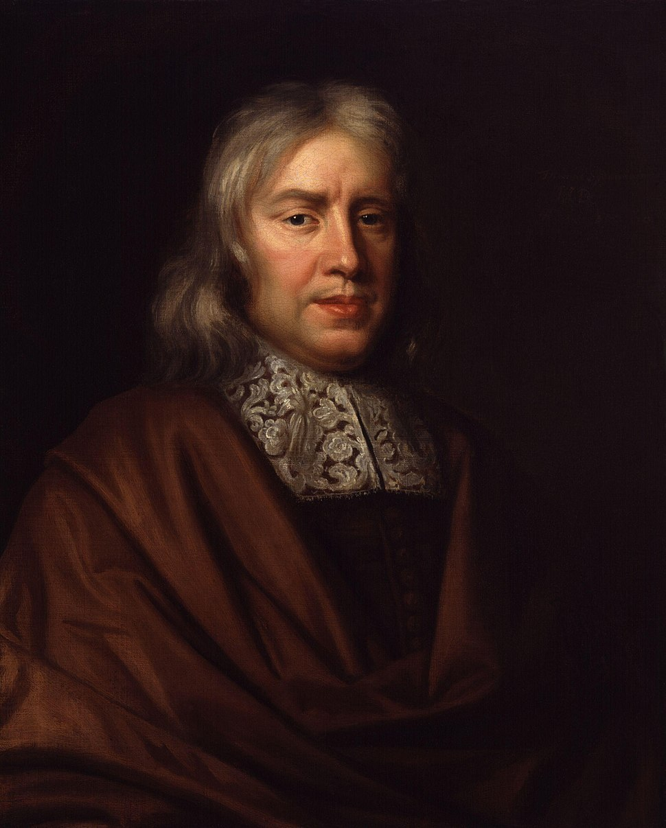 Thomas Sydenham by Mary Beale
