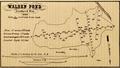 Thoreau 1846 (1854) Map of Walden Pond.png