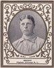 Three Finger Brown, Chicago Cubs, baseball card portrait LCCN2007683735.tif