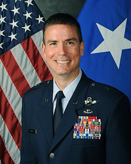 Paul W. Tibbets IV US Air Force general