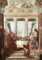 Tiepolo, Giovanni Battista - The Banquet of Cleopatra - 1746-47.PNG