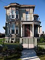 Tilden House, 970 Elizabeth St., Alviso Historic District, Alviso, CA 2.JPG