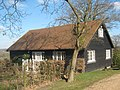 Timber cottage near Kingsgate Farm - geograph.org.uk - 1742981.jpg