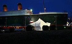 Titanic-Museum in Branson Missouri USA.jpg