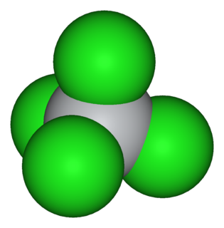 Titanium tetrachloride inorganic chemical compound