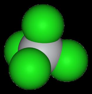 Titanium tetrachloride Inorganic chemical compound