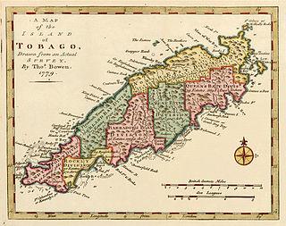 History of Tobago