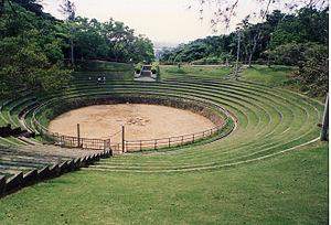 Tōgyū - Arena on Okinawa Island