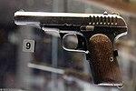 Tokarev pistol prototype 1930 in Tula State Arms Museum - 2016 01.jpg