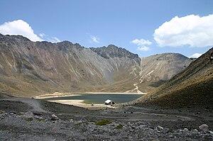 Nevado de Toluca - Lago del Sol (Sun Lake)