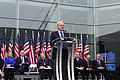 Tom Brokaw, former news anchor for NBC Nightly News, speaks during the grand opening of the U.S. Freedom Pavillion- The Boeing Center in New Orleans, La., Jan. 12, 2013 130112-G-BA041-002.jpg