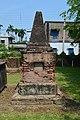 Tomb of G. C. Lonsdale in Dutch Cemetery, Chinsurah.jpg