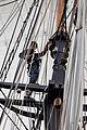 Tonnerres de Brest 2012 - La Recouvrance - Le gabier - 202.jpg