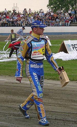 Tony Rickardsson - Tony Rickardsson, Edward Jancarz Memorial, Poland, 2005