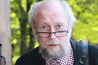 Torgny Lindgren Swedish writer