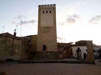 Tower and walls of the Borgias - Tower of the Borgias, Canals