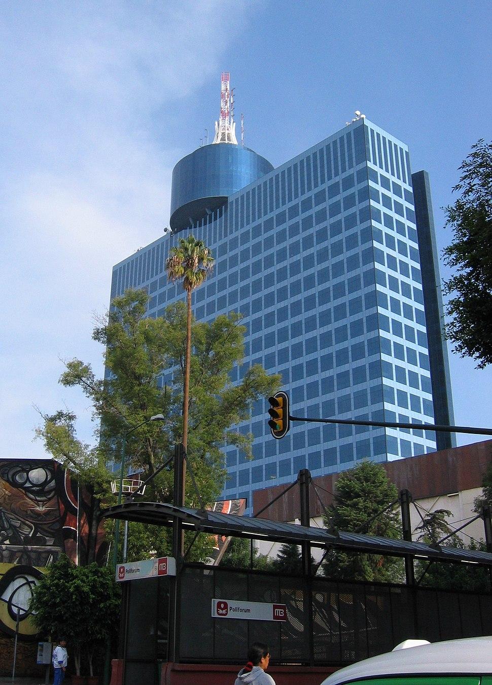 Torre wtc mexico