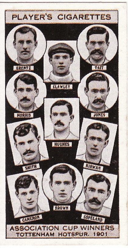 Tottenham Hotspur FC 1901 Cup Winners
