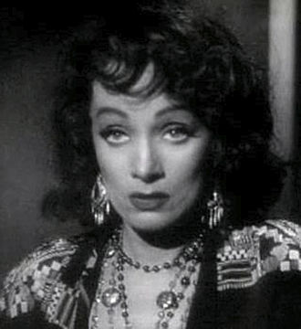 Touch of Evil - Marlene Dietrich