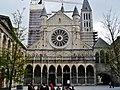 Tournai Cathédrale Notre-Dame Fassade 2.jpg