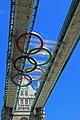 Tower Bridge Olympics Rings 26-06-2012.jpg