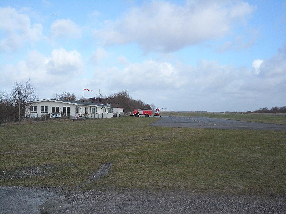 Flugplatz Schachtholm