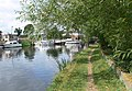 Towpath along the River Soar - geograph.org.uk - 554870.jpg