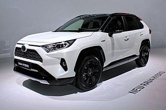Toyota RAV4 - 2019 Toyota RAV4 Hybrid