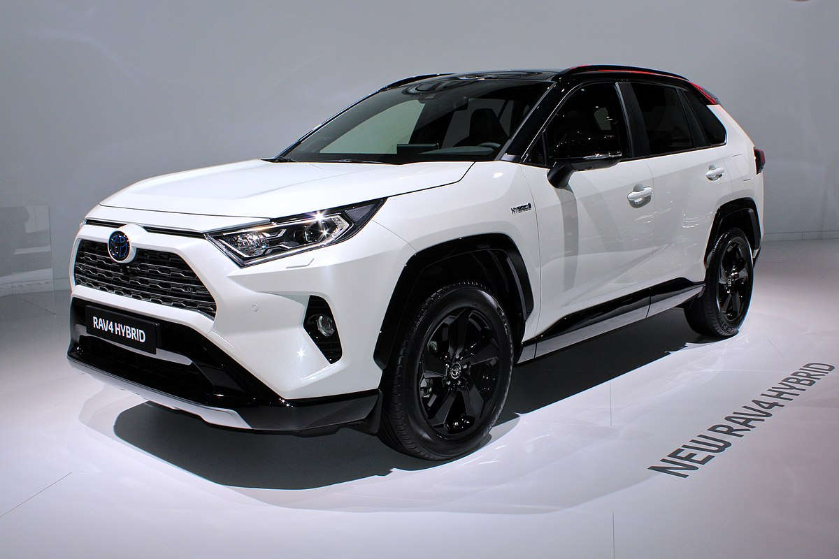 What country made toyota