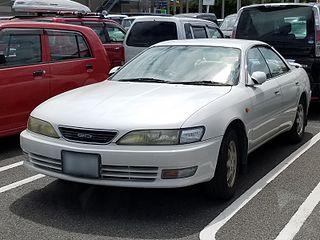 Toyota Carina ED Motor vehicle
