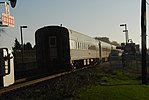 Trainspotting VIA -55 from Kingston headed by GE P42DC -913 (8123571804).jpg