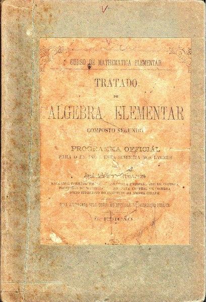 File:Tratado de Algebra Elementar.djvu