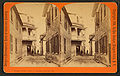 Treasury St., Seven feet wide. St. Augustine, Fla, from Robert N. Dennis collection of stereoscopic views 6.jpg