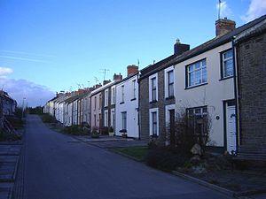 Rhiwderin - Tredegar Street