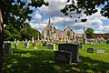 Trinity Cemetery at The Evangelical Lutheran Church of the Trinity.jpg