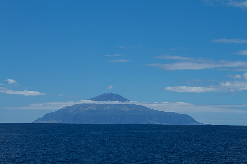 Tristan da Cunha, British overseas territory