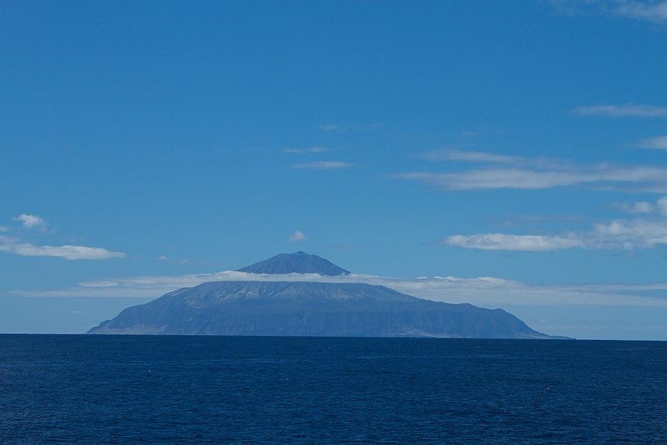Tristan da Cunha, British overseas territory-20March2012