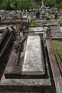 Trooper Cobbs Grave