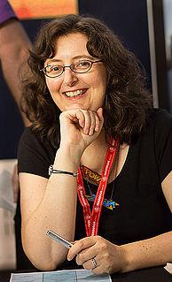 Trudi Canavan Australian writer of fantasy novels